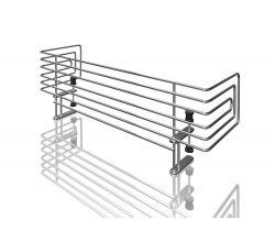 Zábrana na sporák kovová Reer