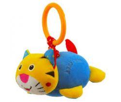 Závesná hračka s vibrácií BabyMix Cat