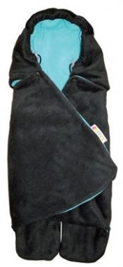 Zavinovačka do autosedačky (fleece) Emitex Zoe