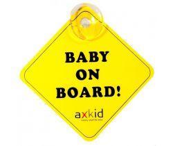 Značka Axkid Baby On Board