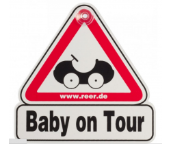 Značka Reer Baby on Tour