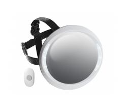 Spätné zrkadlo do auta Apramo Iris Deluxe Ivory